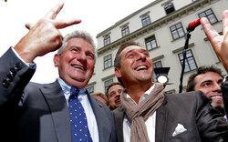 Strache: Ultimatum an Mölzer