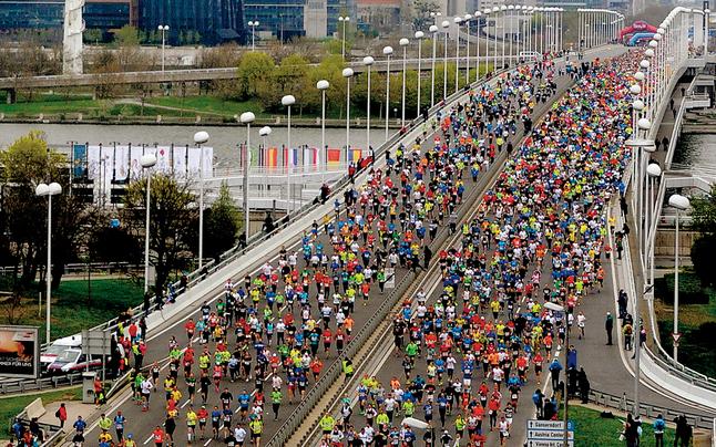 41.000 Läufer erobern Wiener City