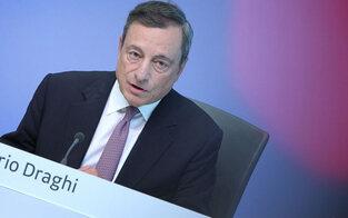 Ultratiefzinsen: Draghi nimmt Stellung