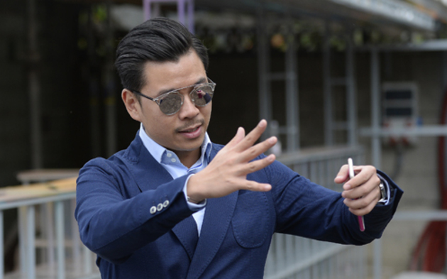 ''Causa Martin Ho'' wird Fall für das Parlament - Pratersauna