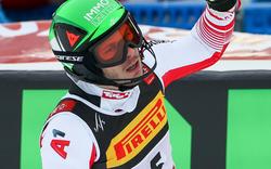 Österreich räumt alle Medaillen ab