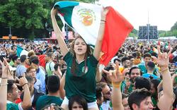 Mega-Jubel: Mexikaner lösen Erdbeben aus