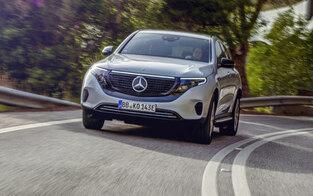 Mercedes muss Elektro-SUV EQC zurückrufen