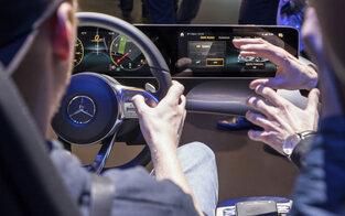 Mercedes liefert Autos mit unvollständiger Ausstattung aus