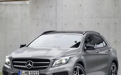 Fotos vom Mercedes GLA