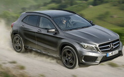 Das ist der neue Mercedes GLA