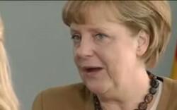 Merkel lobt Reformbemühungen Spaniens