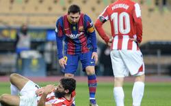 Faustschlag! Messi rastet im Supercup-Finale aus