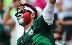Mexiko-Fans sorgen für einen Skandal