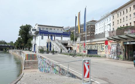Gewaltorgie auf Partymeile am Donaukanal
