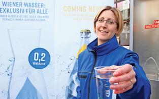 '17-€-Flasche' war Gag für Hochquellwasser
