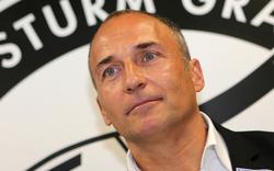 Sturm: Milanic fordert Geduld