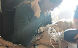 Bode Millers Frau postet Bild von sterbender Tochter Emmy (†1)