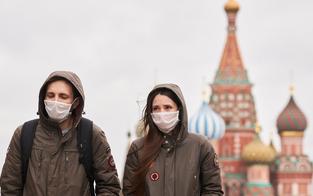 Russland meldet Tageshöchstwerte an Toten