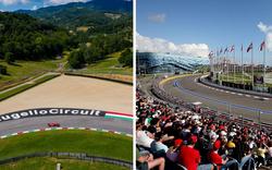 Premiere! Formel-1 bestätigt Rennen in Mugello