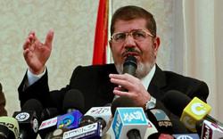 """Mursi macht sich zum neuen """"Pharao"""""""
