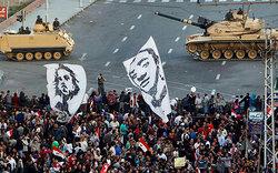 Kairo: Demonstranten durchbrechen Sperren