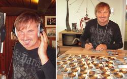 Nik P.: Handsignierte CD an schnelle Fans