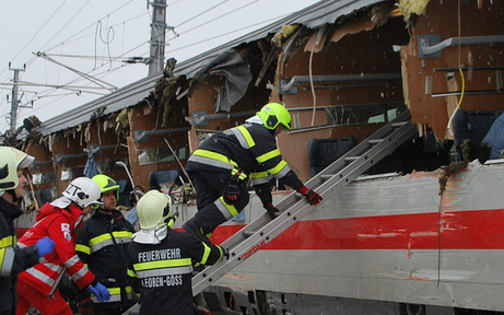 Zugunglück in Niklasdorf: Bedingte Haft für Lokführer
