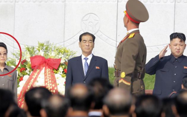 Kim Kyong Nordkorea