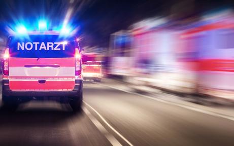 Schwerer Motorradunfall: 58-Jähriger tödlich verunglückt