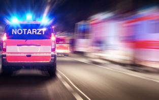 Burgenland: 73-Jährige starb bei Frontalzusammenstoß