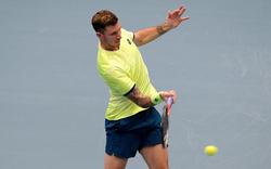 Novak verliert Krimi gegen Anderson