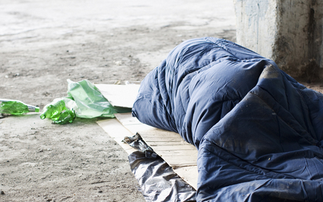 59 Fälle: Mega-Cluster in Innsbrucker Obdachlosen-Szene