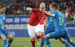 Slowenien-Presse huldigt ÖFB-Team
