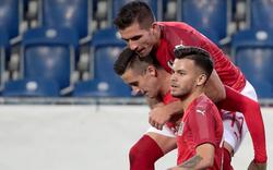 ÖFB-U21 fixiert Platz 2 in EM-Quali