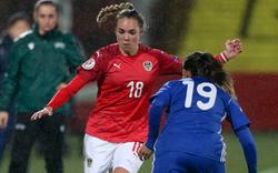 EM-Quali: ÖFB-Frauen feiern 9:0-Kantersieg