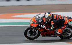 Wahnsinn: 15-Jähriger gewinnt Moto3-GP