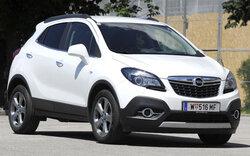 Opel Mokka 1,4 Turbo Cosmo im Test