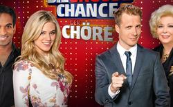 """Larissa in """"Chance der Chöre""""-Jury"""
