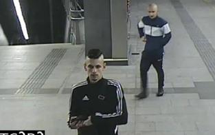Polizei sucht diese brutalen U-Bahn-Schläger