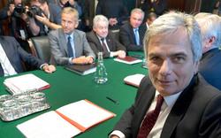 Verhandlungen im Schnelldurchlauf gestartet