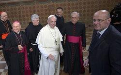 Zeitschrift: NSA bespitzelte auch Papst