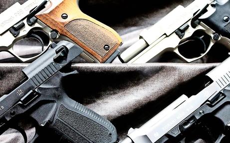 Rekord: In Wien mehr als 100.000 Waffen