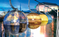 Über Linz schwebt bald Planetenseilbahn