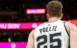 Pöltl droht mit Spurs das Play-off-Aus