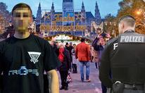 Duo plante Anschlag zu Weihnachten in Wien