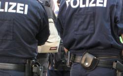 Dieb attackiert Polizisten vor Lokal