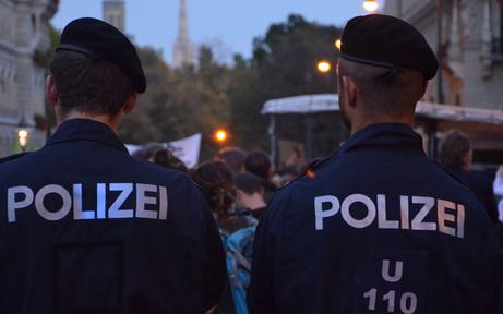 Rassismus-Vorwürfe gegen Wiener Polizei