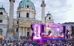 Wiener Popfest: 60.000 Besucher