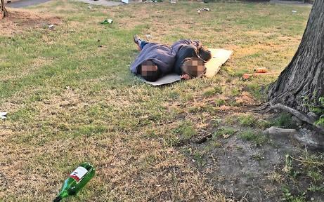 Praterstern: Alko-Exzesse schocken Wien