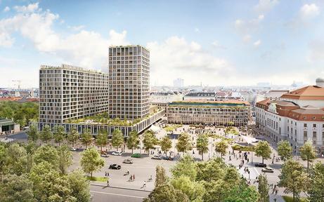 Gutachter vernichtet Heumarkt-Turm