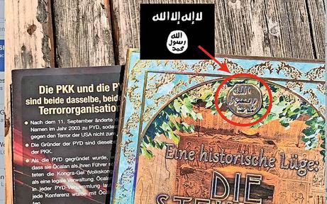 IS wirbt mit Broschüre in Wiener Bezirken