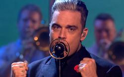 Robbie Williams hatte Haar-Transplantation