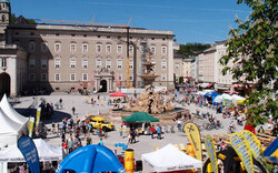 Radfest: Start in den Salzburger Radfrühling