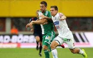 Rapid verschenkt Sieg gegen Sturm Graz